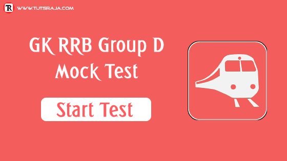 GK RRB mock test
