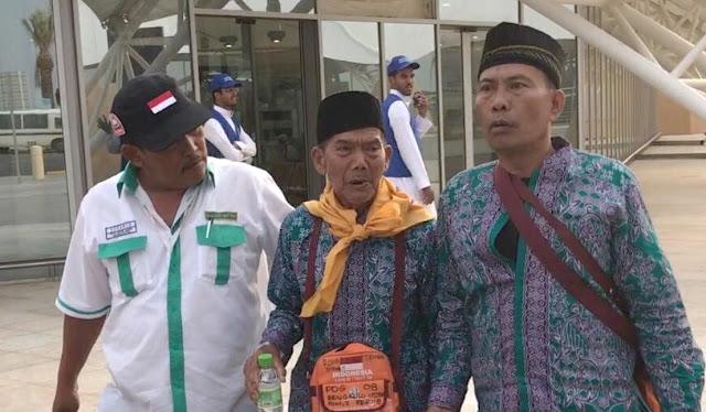 Jamaah Haji Asal Indonesia Ini Ngamuk Dan Teriak-teriak Di Madinah, Orang Arab Pun Kewalahan