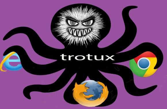 adware trotux