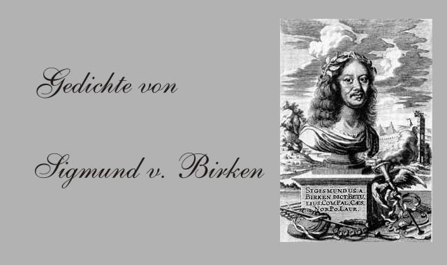 Sigmund von Birken-Barockdichter