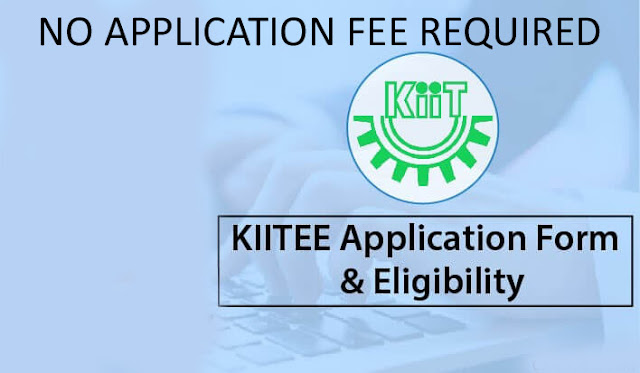 KIIT University Bhubneshwar Online Entrance Form theskyindia.com