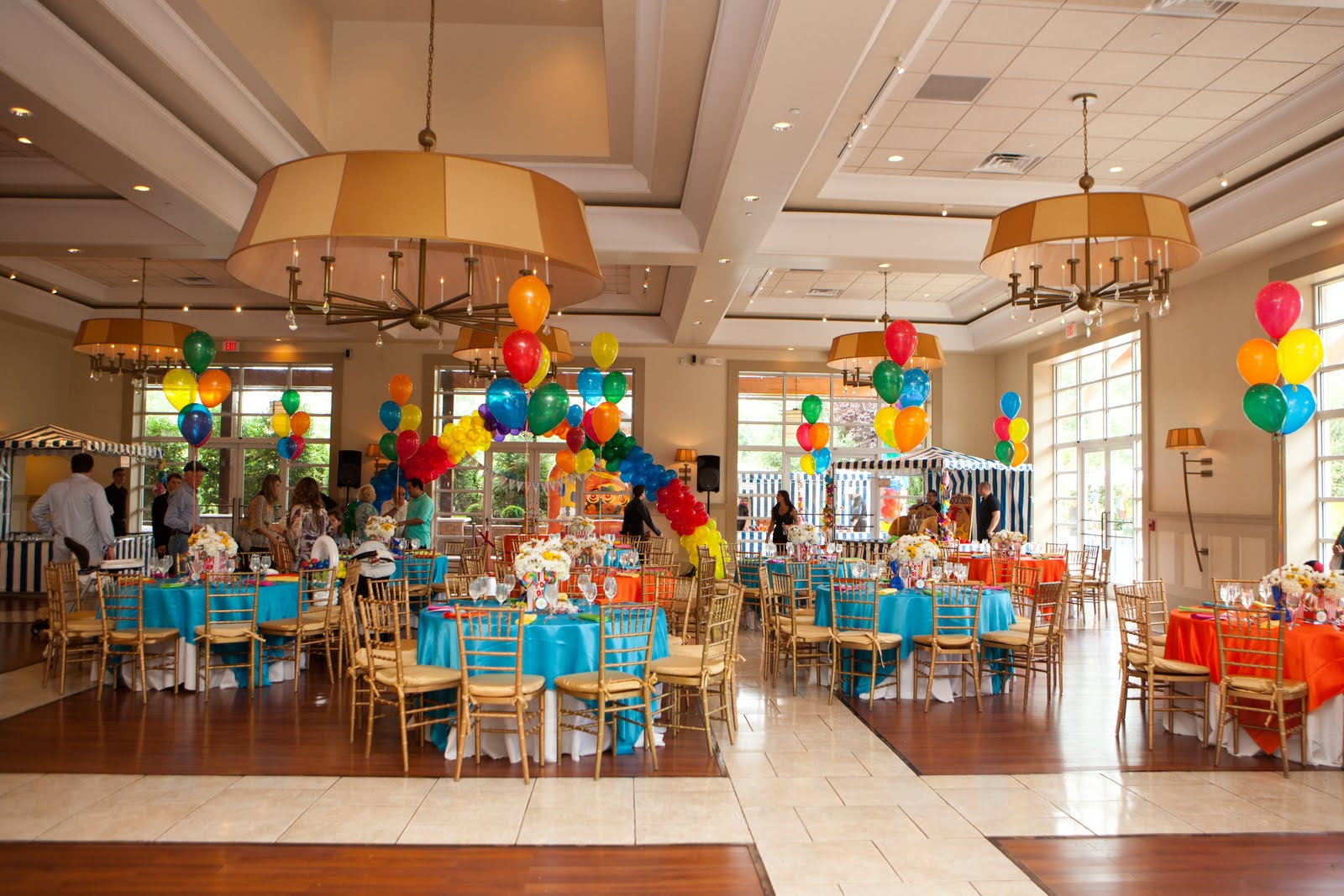 Shawn Rabideau Events And Design A Very Special Birthday