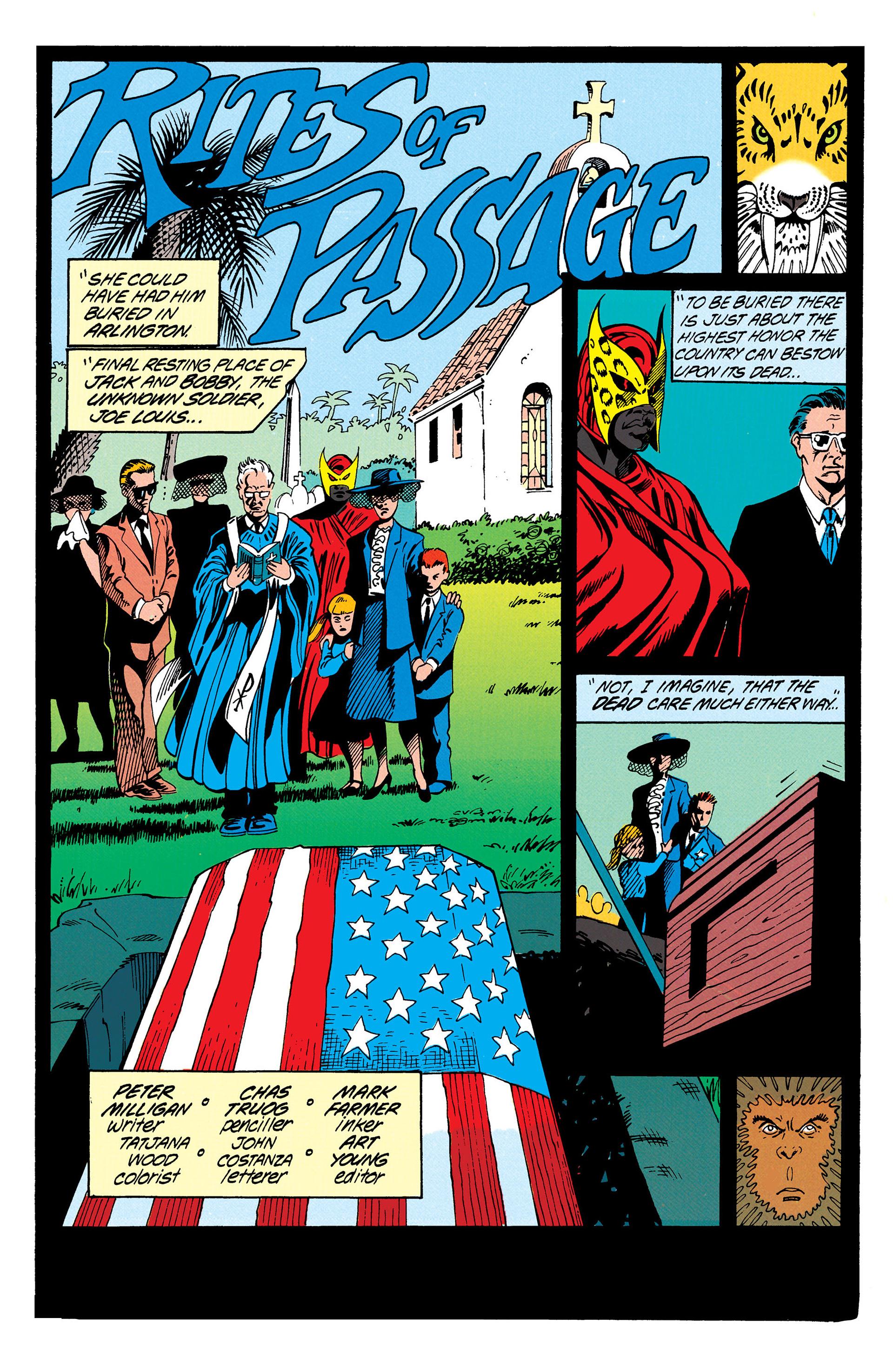 Read online Animal Man (1988) comic -  Issue #31 - 4