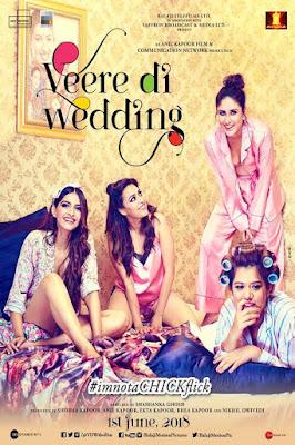 Veere Di Wedding 2018 300MB 480p Hindi Movie Download