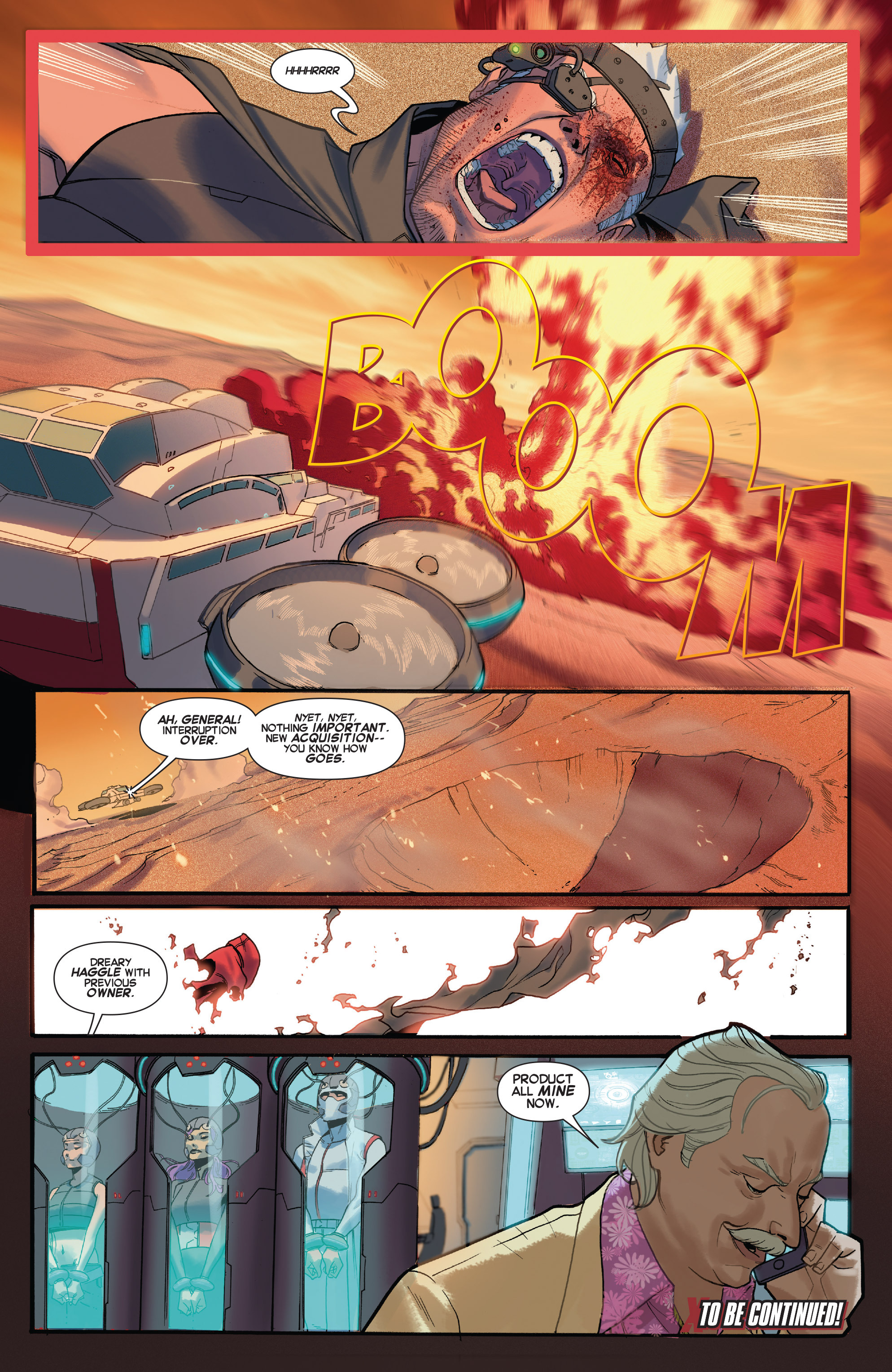 Read online X-Force (2014) comic -  Issue #5 - 21