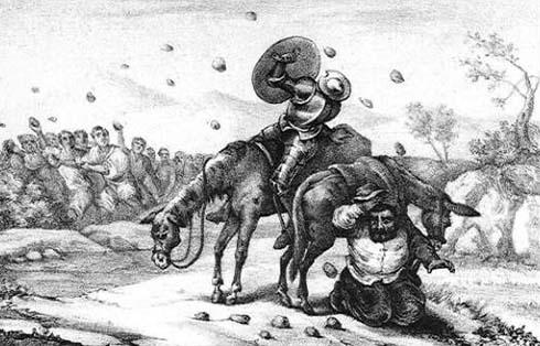 José Antonio Lopez Calle: El pensamiento moral de Cervantes