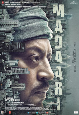 Madaari 2016 Hindi 720p DVDScr 1Gb Bollywood movie hindi movie Madaari movie 720p dvdscr dvd rip web rip hdrip 700mb free download or watch online at world4ufree.be