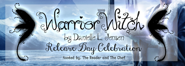 Release Day Celebration Warrior Witch By Danielle L Jensen