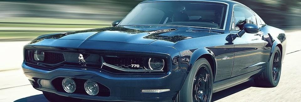 Equus: Luxury American Muscle Car