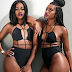 What does nudity have to do with charity? Thando Thabethe and Omuhle Gela  answers