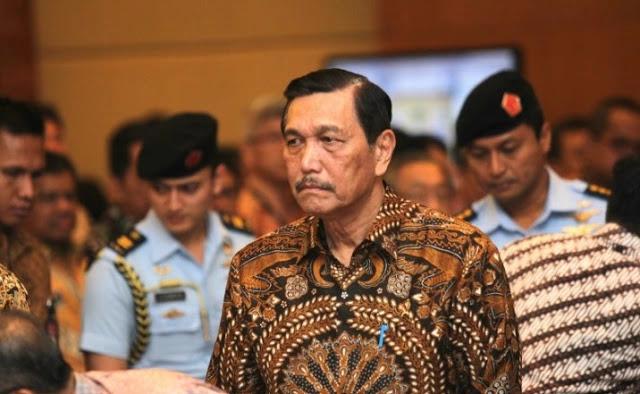 Luhut: Indonesia Negara yang Paling Rendah Utangnya