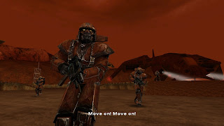 Mars game - Chaser screenshot