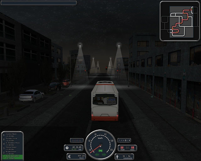Free Bus Simulator 2008 For PC