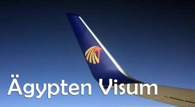 Touristenvisum für Ägypten