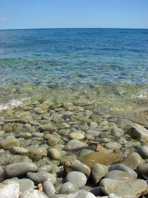 Алушта-2012: Море Восточной Алушты