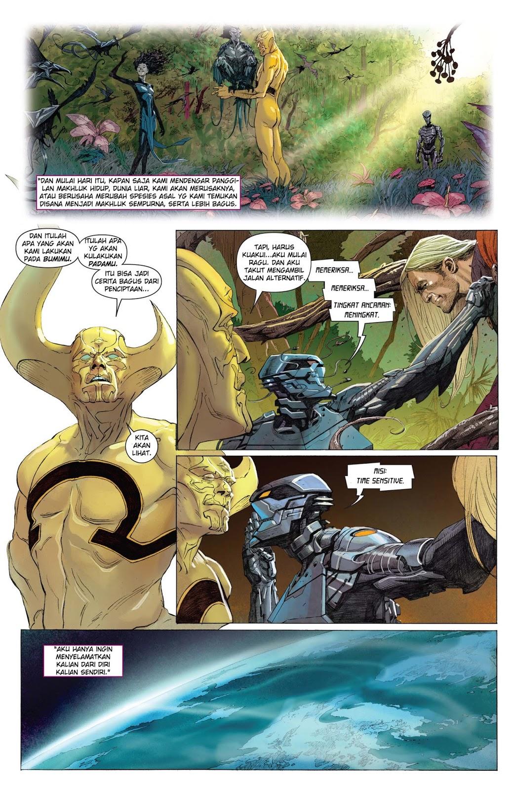 komik the avengers #2 (2012) - komik pos - baca komik