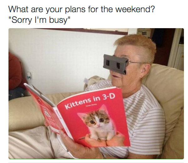 21 Insanely Useful Skills Every Introvert Has Mastered - And planning truly enviable weekends.