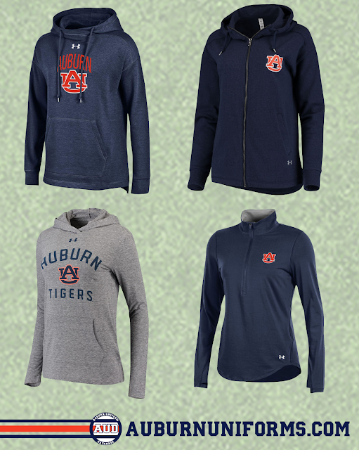 auburn under armour jackets