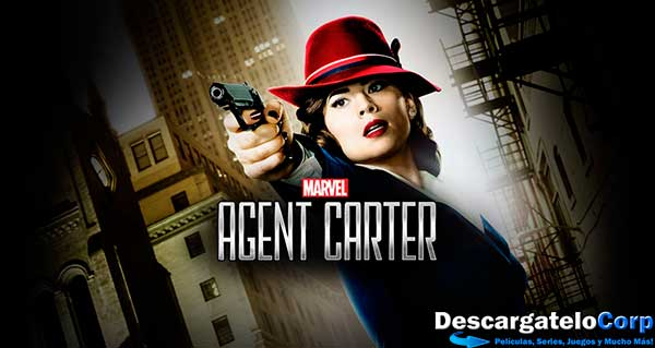 Agente Carter Temporada 1 HD Latino