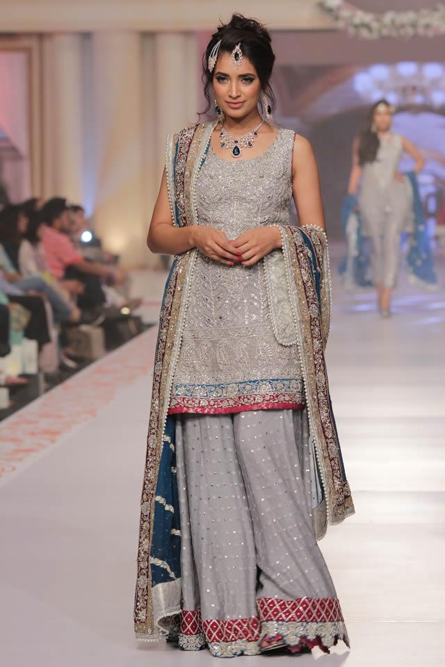 Zainab Chottani Bridal Dresses 2016 2017 Collection