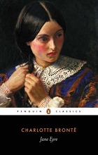 Jane Eyre by Charlotte Brontë book cover