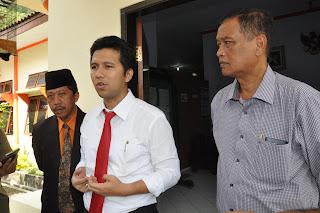 Koordinasikan Perbaikan Infrastruktur, Bupati Emil Sidak Dinas PUPR