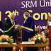 Padma Vibhushan Mr. N.R. Narayana Murthy was the Chief Guest at SRM University's 13th Convocation