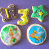 Tinkerbell Cookies for Isabella's 3rd Birthday