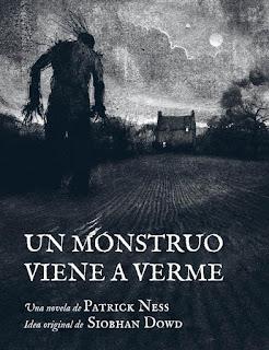 """""""Un monstruo viene a verme"""" de Patrick Ness"""