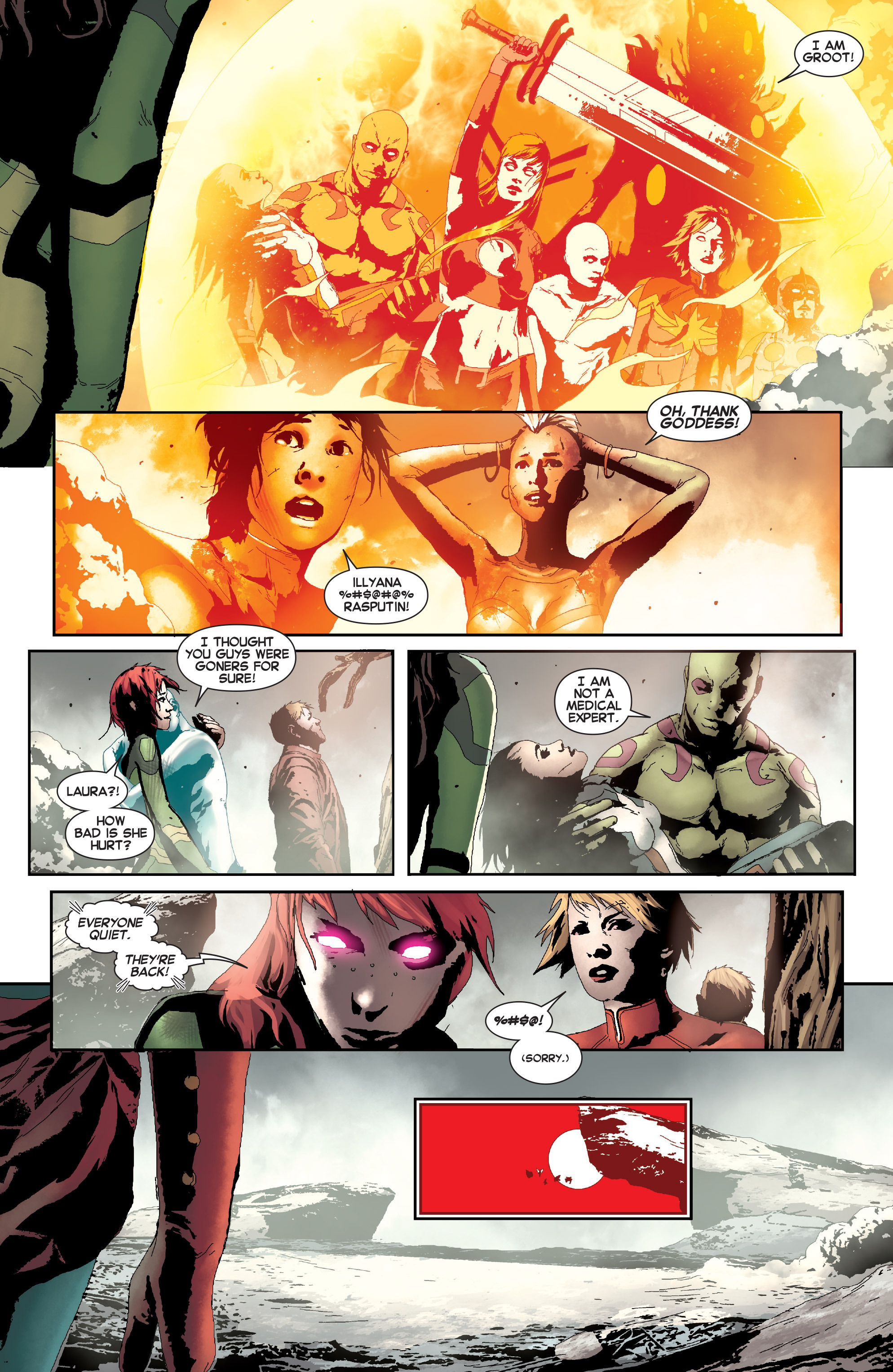 Read online All-New X-Men (2013) comic -  Issue #38 - 12