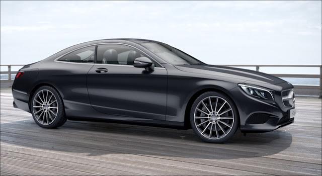 Mercedes S560 4MATIC Coupe 2019 sở hữu thiết kế ngoại thất và nội thất thể thao mạnh mẽ