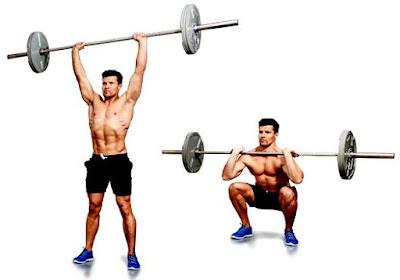 Rutina de entrenamiento corta duración masa muscular