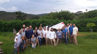 CPRM de Belo Horizonte promove curso de direção 4x4