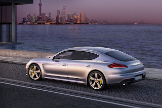 Porsche's Panamera perfect for four-door fun