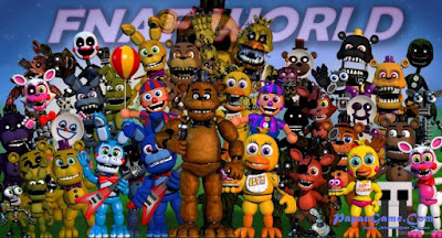 Inilah Tanggal Rilis Game Five Nights at Freddy's World