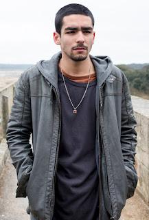 Omar Ayuso en 'Élite', serie española de Netflix