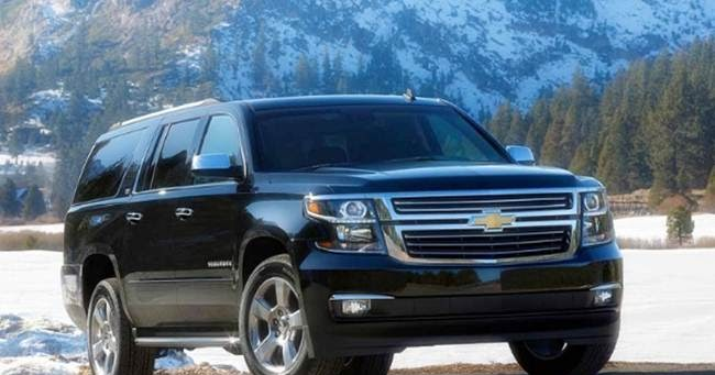 2018 chevy suburban redesign car release and price. Black Bedroom Furniture Sets. Home Design Ideas