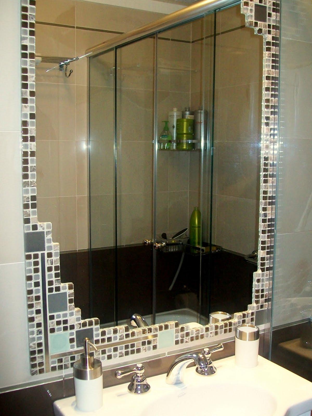 Dise os de espejos para ba os - Espejos redondos para banos ...