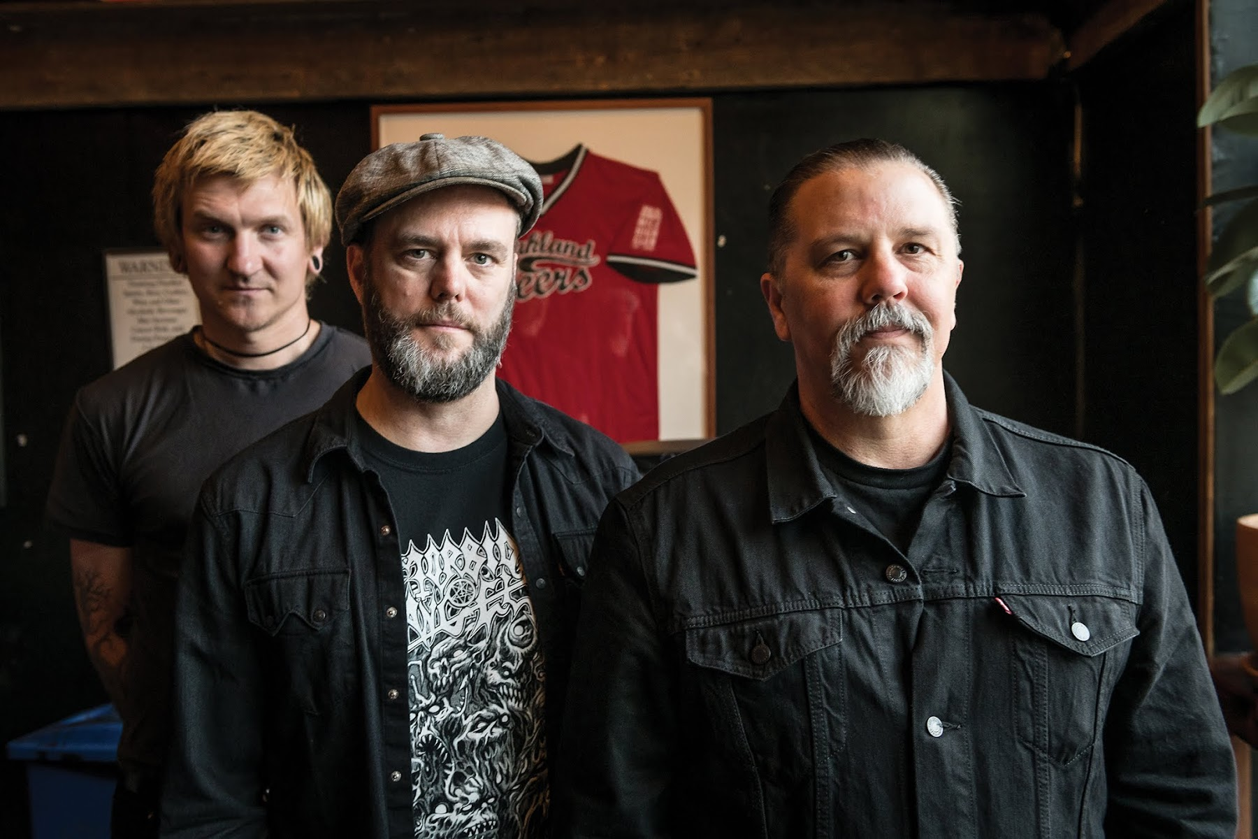 The Witzard: Members of Rancid, Operation Ivy & Jello