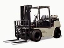 Crown Diesel 5 - 9 ton