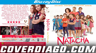 Natacha, la pelicula Bluray