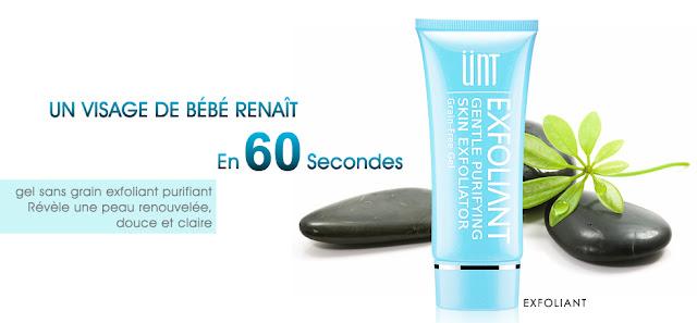 Exfoliant - Gentle Purifying Skin Exfoliator - Ünt