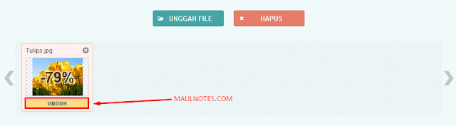 Cara Mudah Meperkecil Size File PNG,JPEG, & PDF-Maulnotes.com