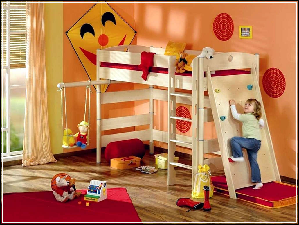 Kamar Tidur Minimalis Anak Laki-Laki