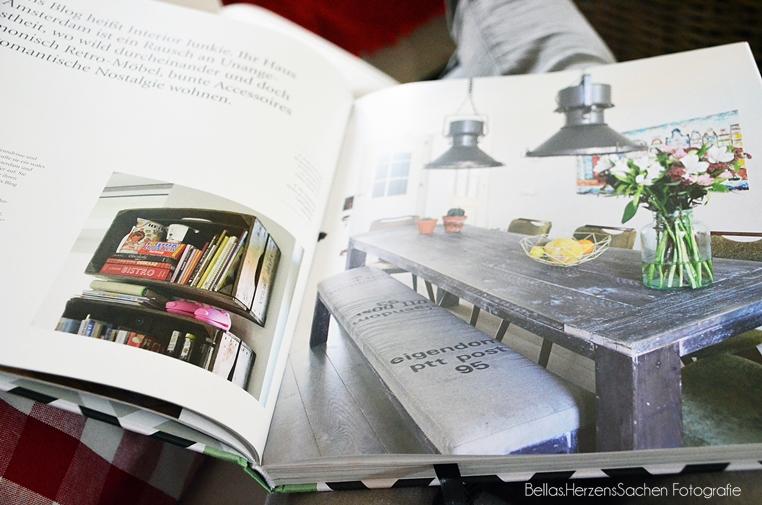 Buchvorstellung Homestories