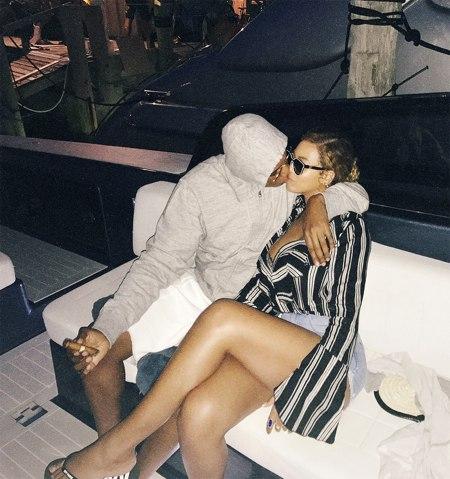 Beyonce na Jay Z: Ni mapenzi motomoto kwenye yacht