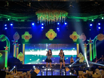 Gala Dinner Eve New Year at Grand Ball Room Alila Solo