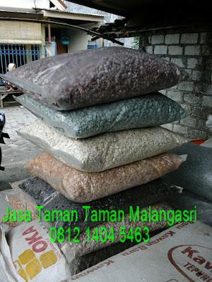 Harga Jasa Pemasangan Batu lantai Carport Ampyangan