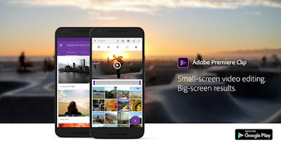 download aplikasi edit video Adobe Premiere Clip apk