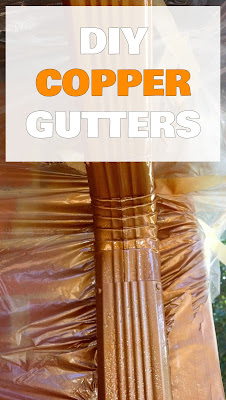 http://fixlovely.blogspot.ca/2013/10/diy-copper-gutters.html